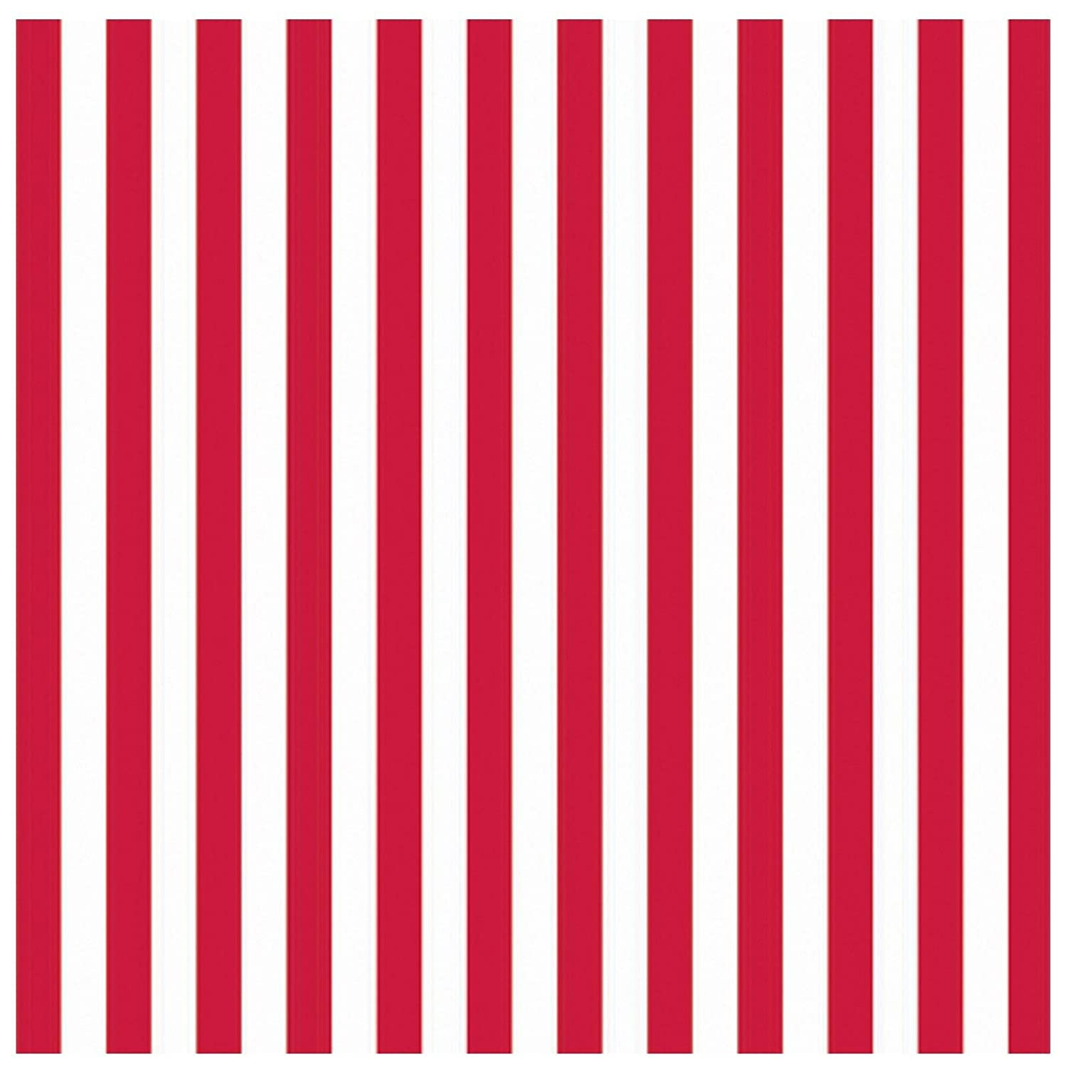 red and white striped wrapping paper