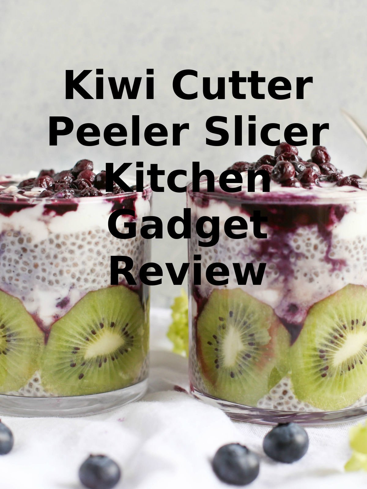 Review: Kiwi Cutter Peeler Slicer Kitchen Gadget Review on Amazon Prime Video UK