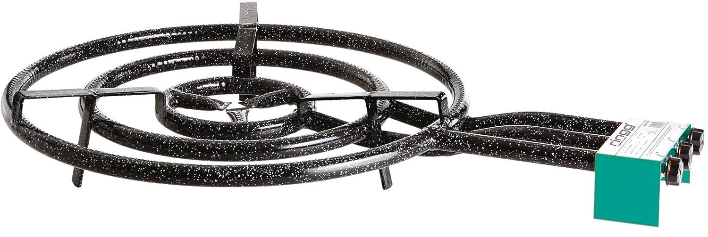 Paella-Gasbrenner, 3-Brennringe, Ø 70 cm, Leistung 24,5 kW bei 30 mbar inkl. Gasschlauch & Gasdruckregler online kaufen