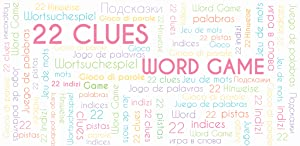 22 Clues: Word Game from Maribou Inc.