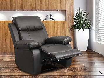Sedia A Dondolo Per Allattamento Della Chicco : Poltrona tv poltrona relax con funzione sdraio nero h c