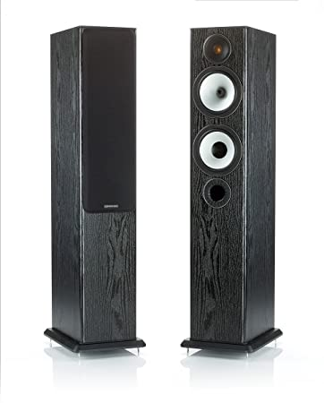 Monitor Audio Enceintes colonne Bronze BX5 Noir