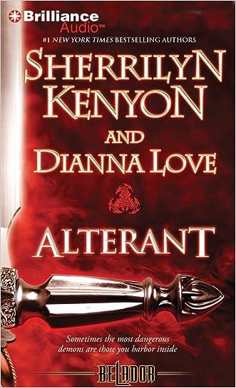 Alterant (The Belador Code Series) written by Sherrilyn Kenyon