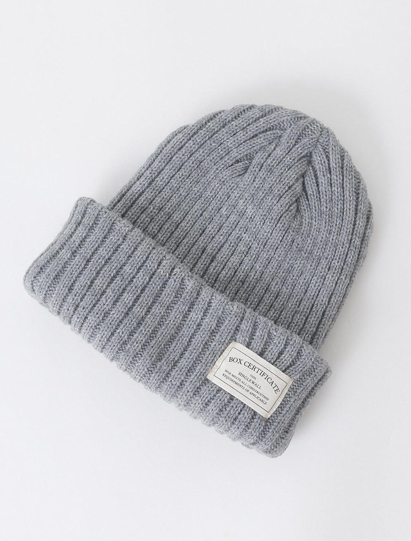 Amazon.co.jp: (ハニーズ シネマクラブ) Honeys CINEMA CLUB ニット帽 杢グレー: 服&ファッション小物通販