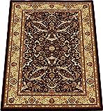 スミノエ ウィルトン織 カーペット サルテーヌ 200×290 #1769A ブラック