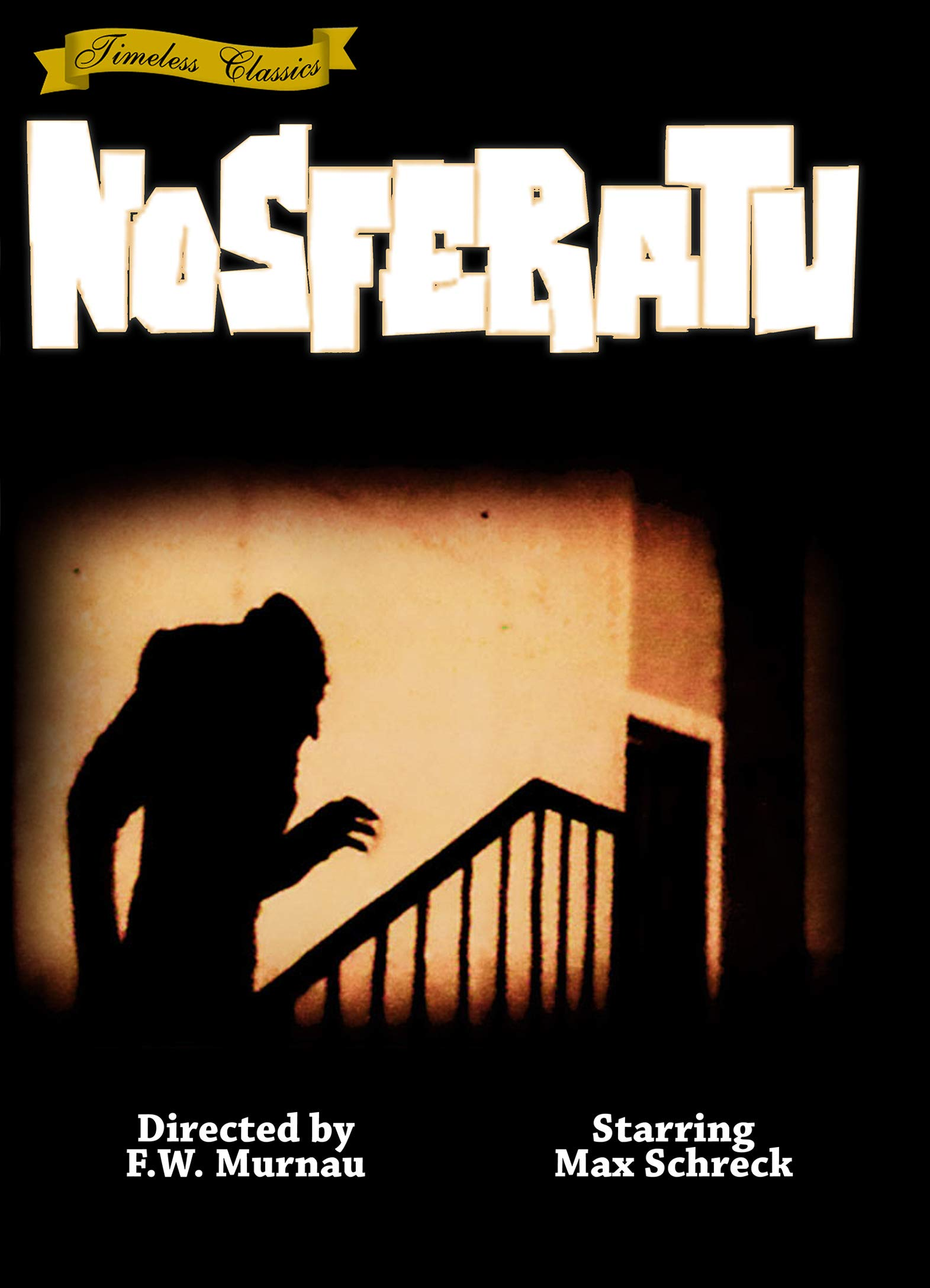Nosferatu (1922) on Amazon Prime Video UK