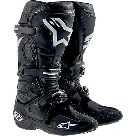 Bottes Motocross Alpinestars 2014 Tech Ten Noir
