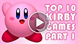 CGRundertow TOP 10 KIRBY GAMES Video Game Feature...