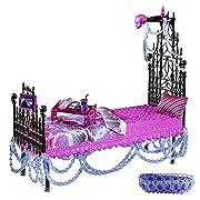 Monster High Spectra Vondergeist Bed Playset