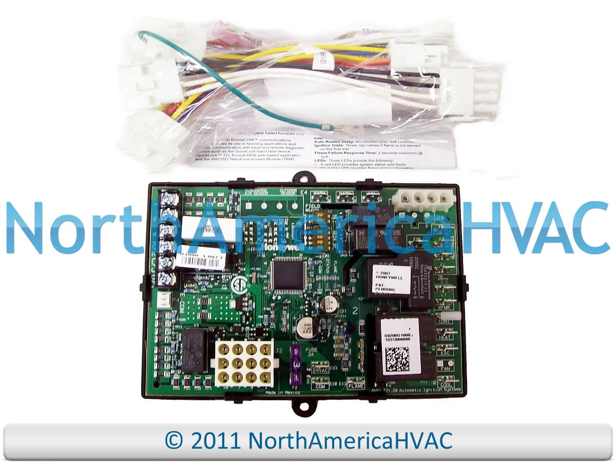 Replacement for Miller Furnace Fan Control Circuit Board 624628