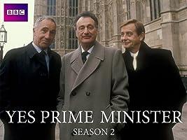 Yes, Prime Minister Season 2