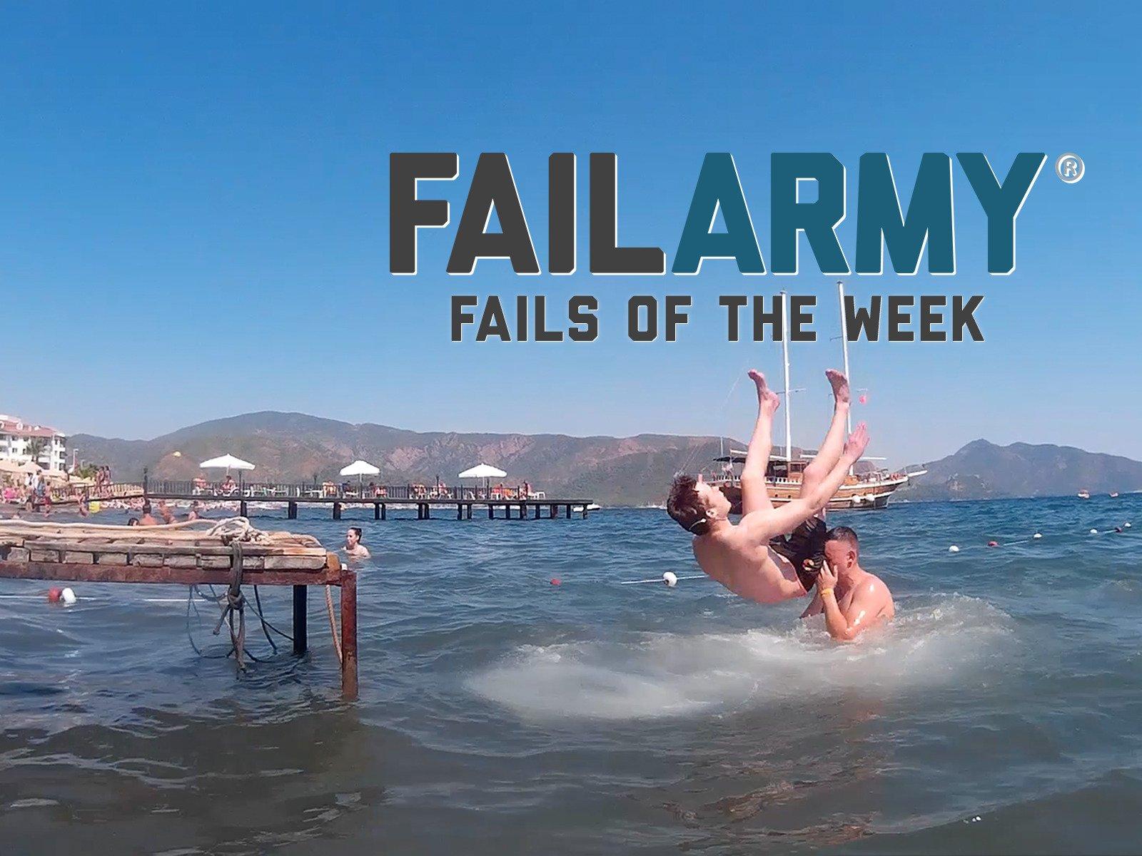 Clip: Fails of the Week - Season 10