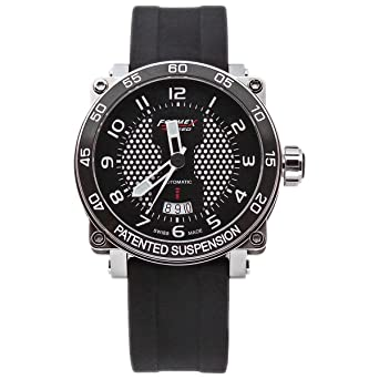 Automatique Homme 4speed Formex Montre 7122 7801 Analogique Nw80Ovmn