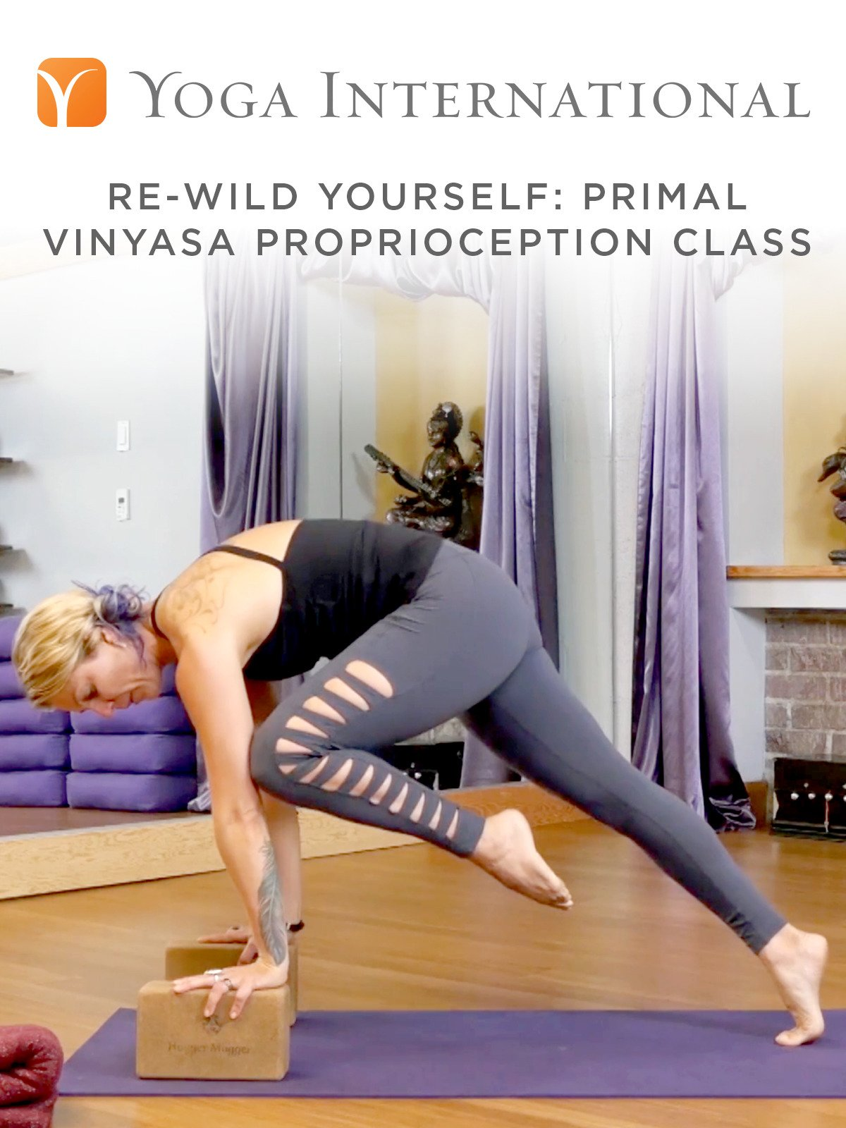 Re-Wild Yourself: Primal Vinyasa Proprioception Class