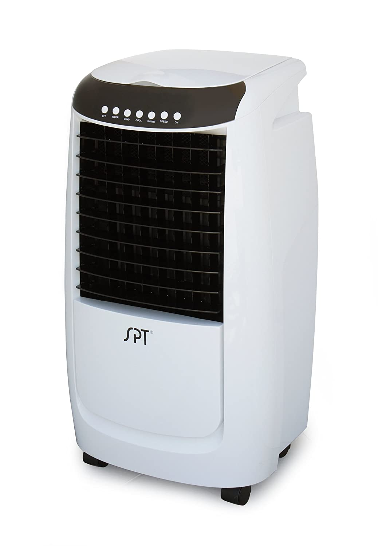 best evaporative cooler evaporative air cooler reviews 2017 the spt sf 6n25 evaporative air cooler