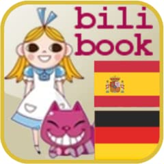 Alice im Wunderland, deutsch/spanisch