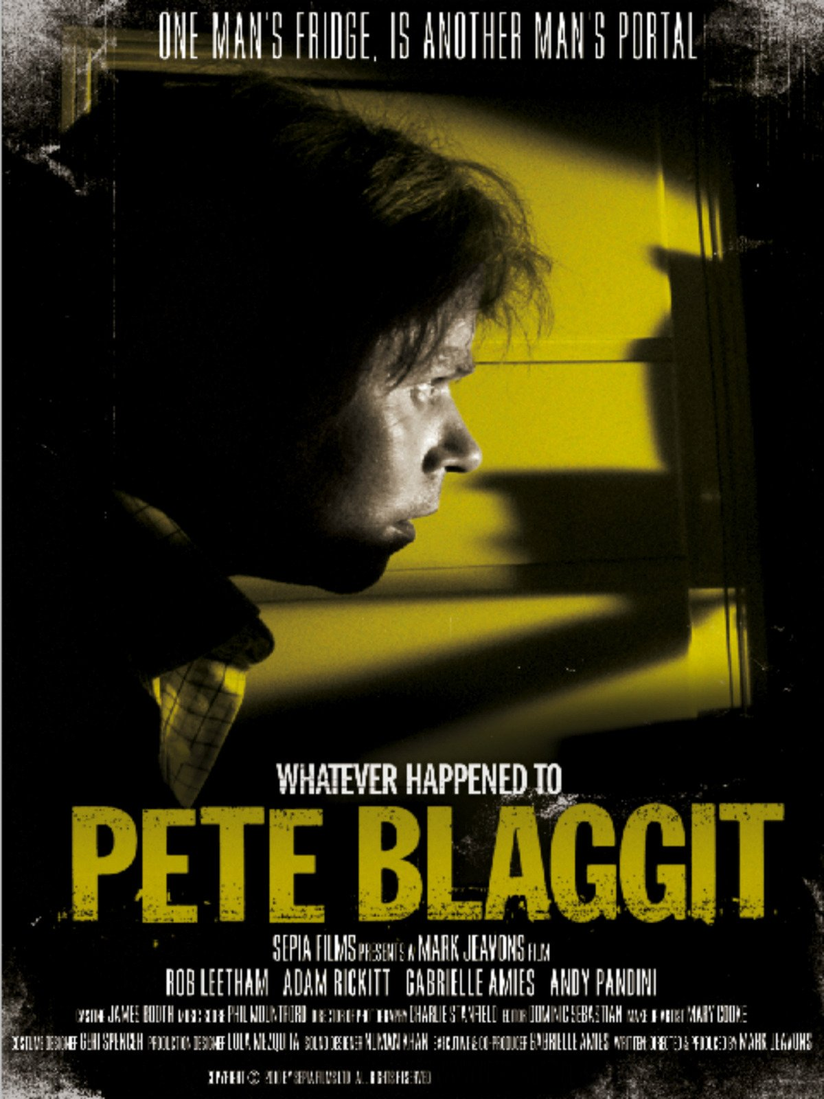 Whatever Happened to Pete Blaggit