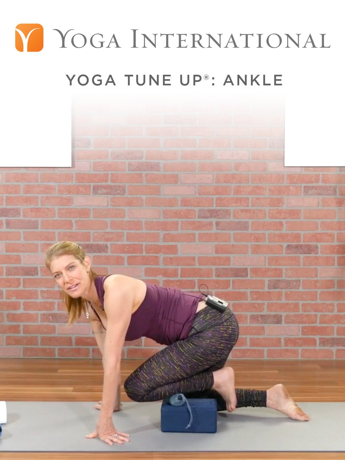 Yoga Tune Up®: Ankle