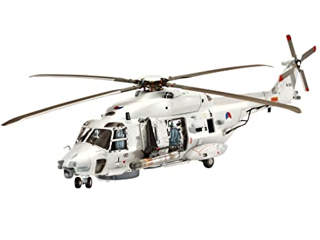 Revell - 64651 - Maquette - Model Set -  NH-90 NFH-Marine