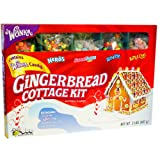 Wonka Gingerbread Cottage Candy Kit (Tamaño: 32 Ounces)