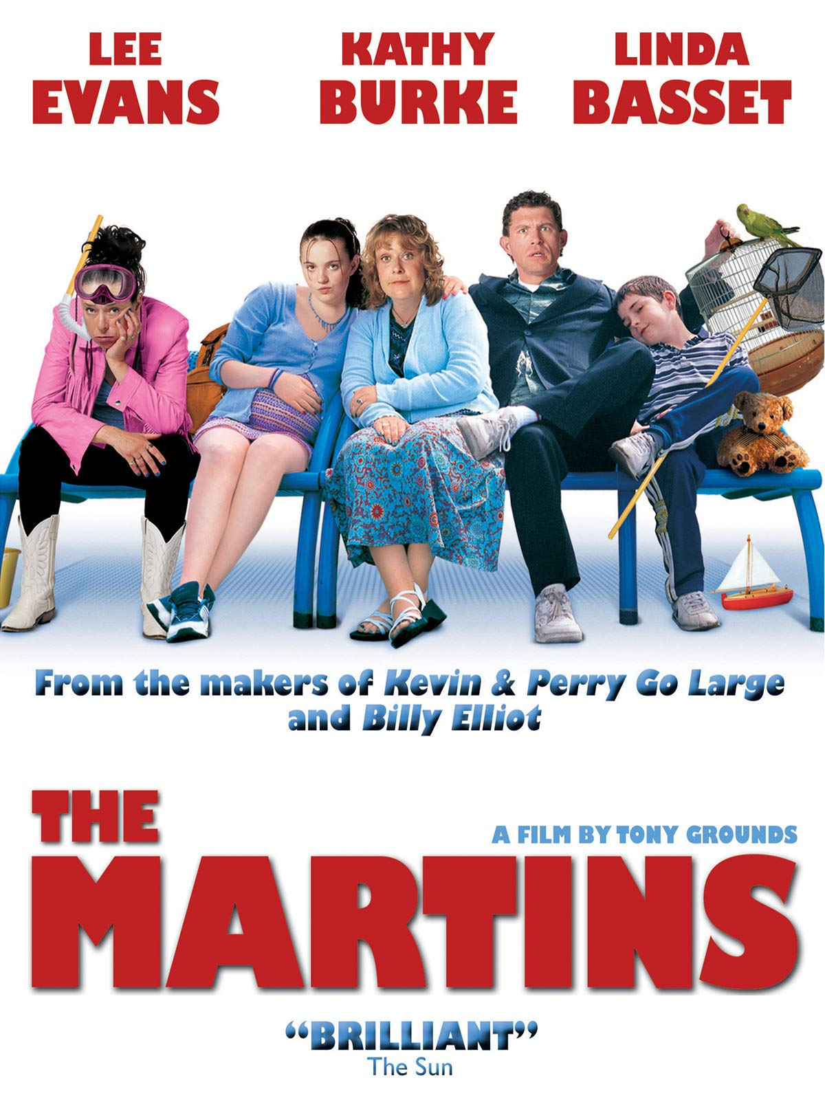 The Martins on Amazon Prime Video UK