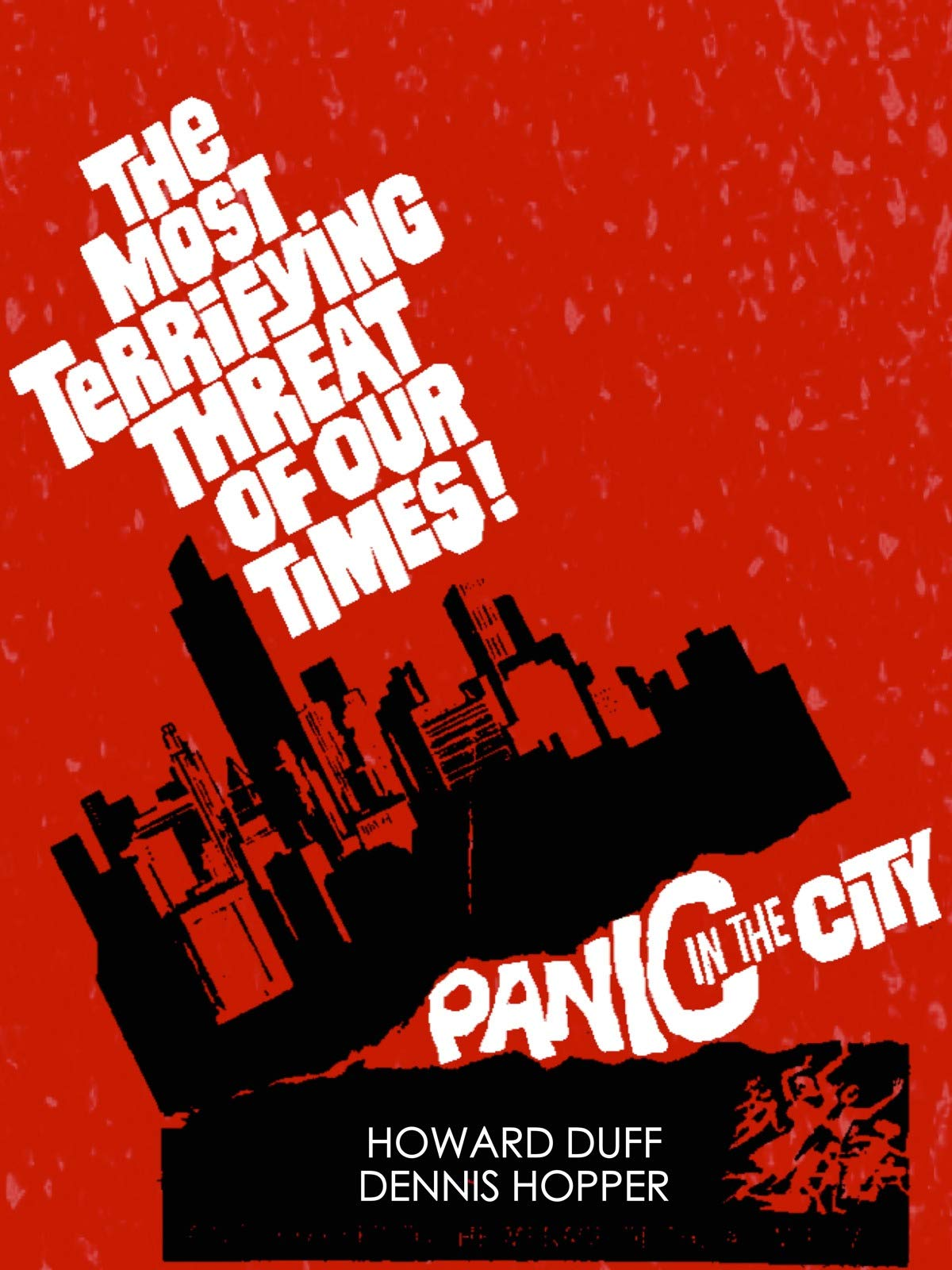 Panic in the City on Amazon Prime Video UK