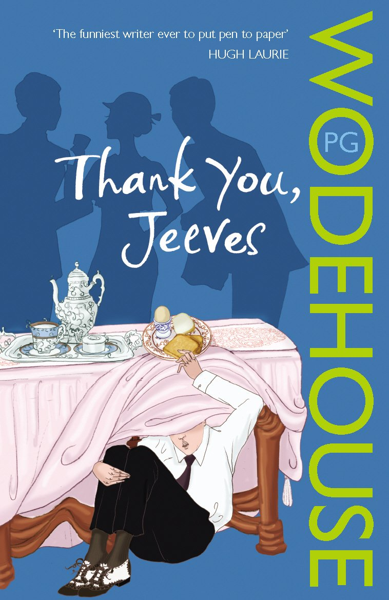 Thank You, Jeeves - P. G. Wodehouse