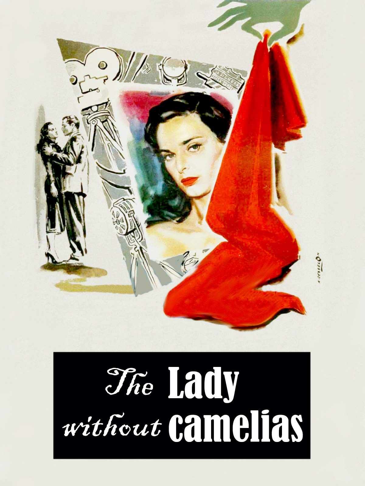 The Lady Without Camelias on Amazon Prime Video UK