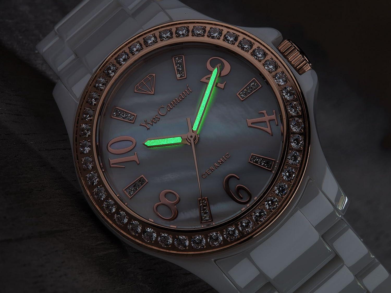 ceas roz auriu 6