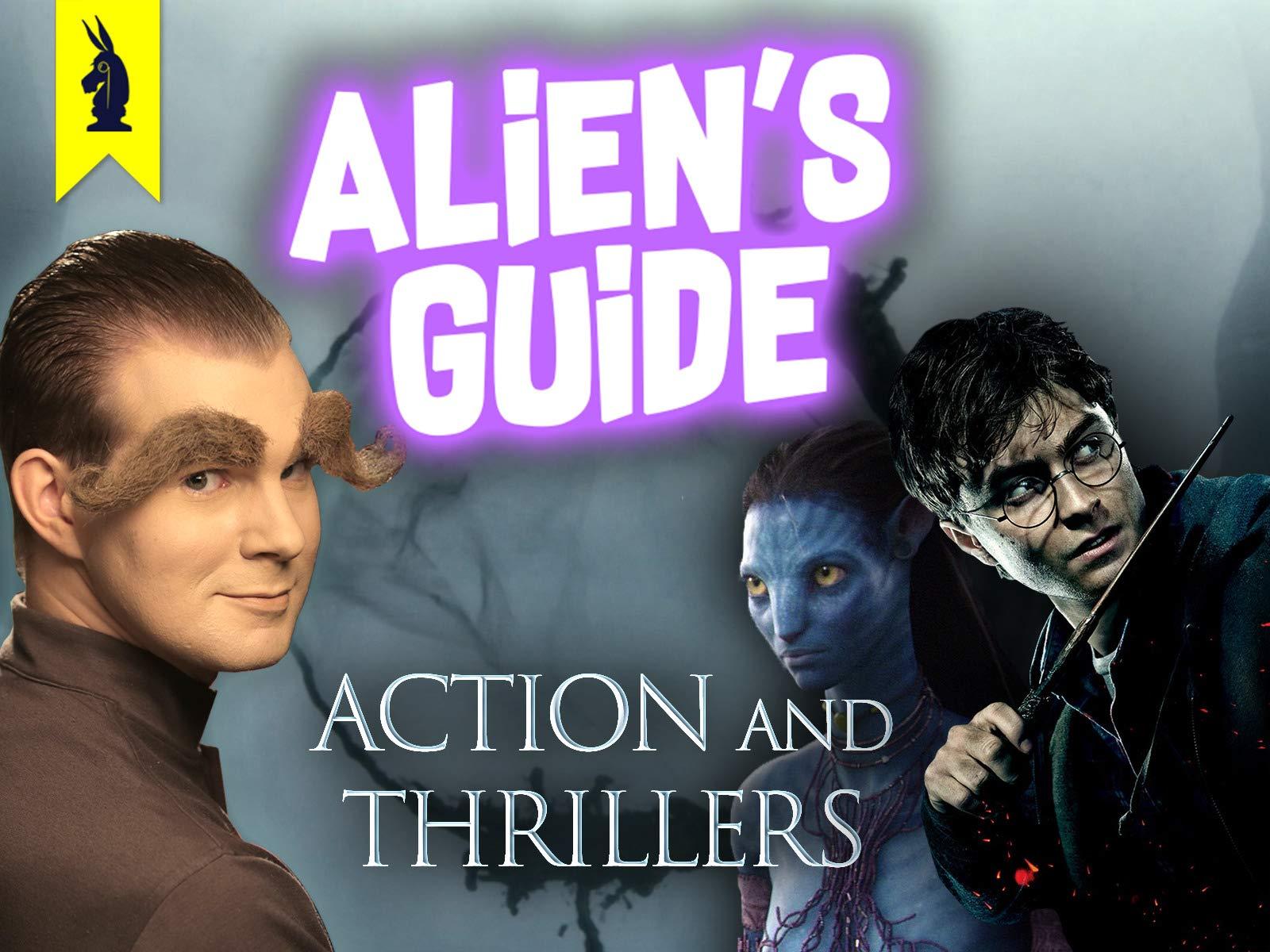 Alien's Guide to Cinema - Season 6