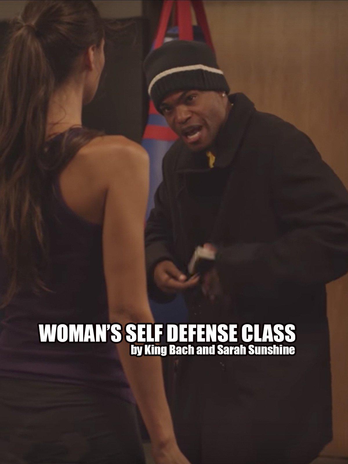 Woman's Self Defense Class ft. King Bach and Sarah Sunshine