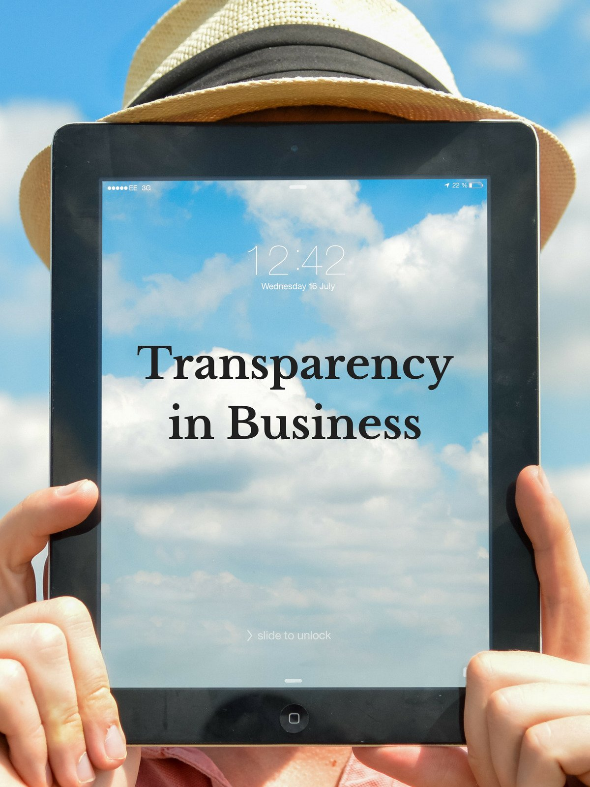 Transparency in Business