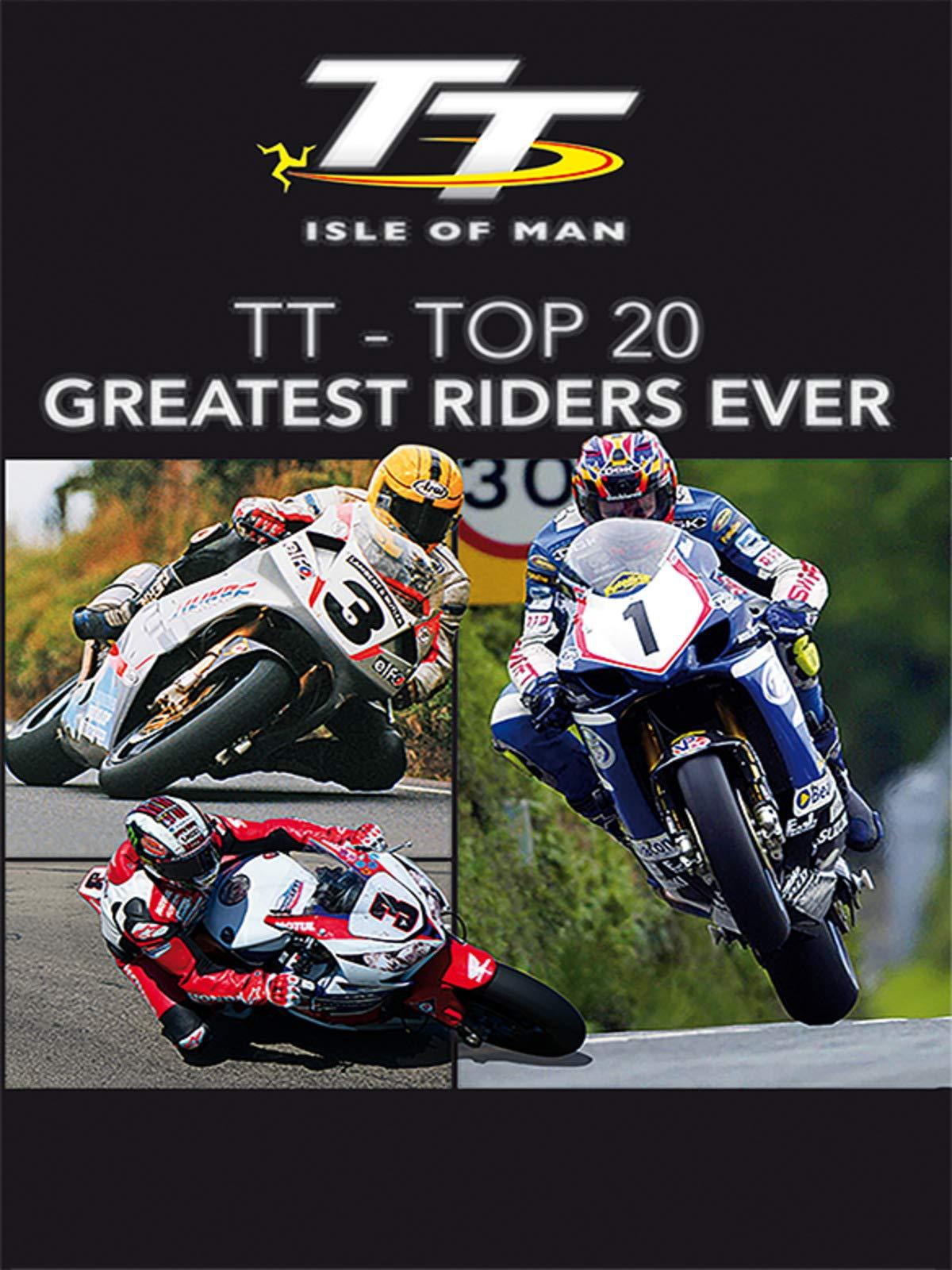 TT: Top 20 Greatest Riders Ever