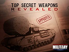 Top Secret Weapons Revealed Season 1