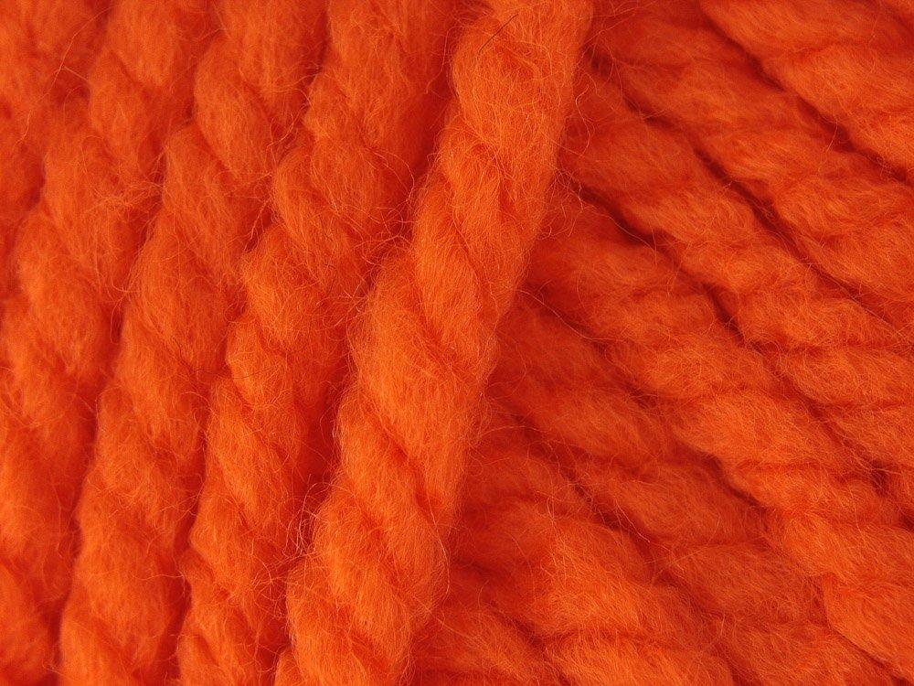 Patons Fab Big - Neon Orange (8279) пряжа для вязания patons fab big colour цвет бирюзовый зеленый синий 00088 120 м 200 г 9806557 00088