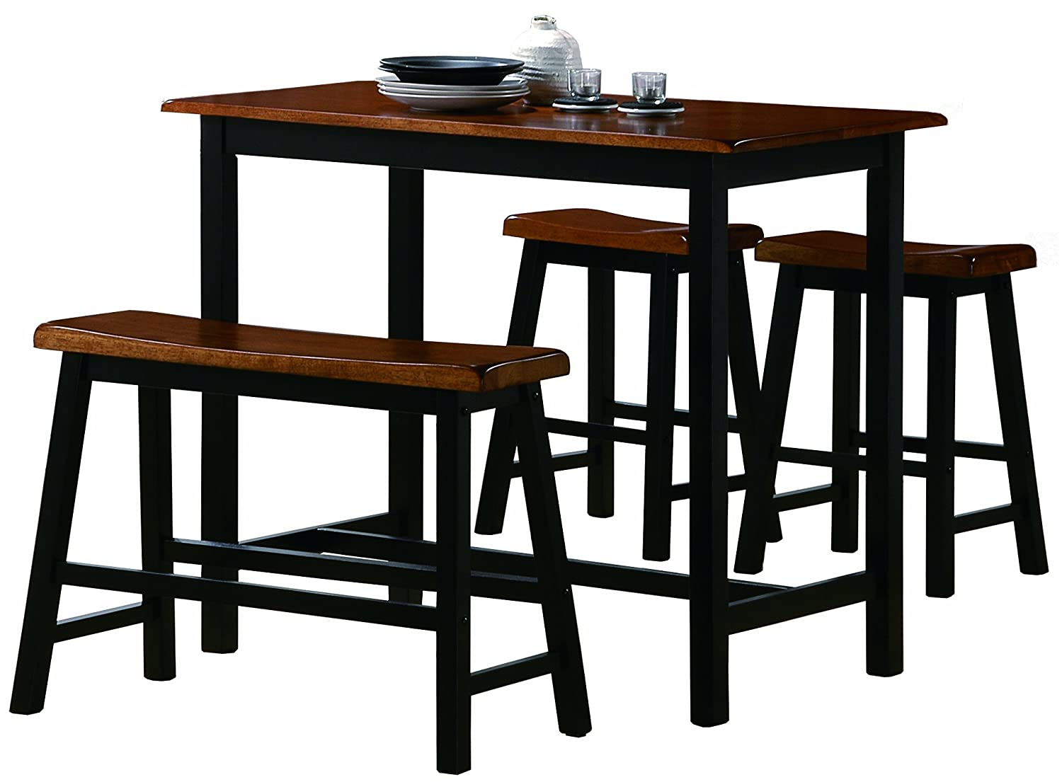 Crown mark counter height table home decorating ideas for Markup table