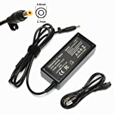 Skyvast 65W Replacement AC Adapter charger for HP Pavilion DV2000 DV4000 DV5000 DV6000 DV6500 DV6700 DV8000 DV9000 DV9500 Xb3000 DM3 Dm3t Dm3z, HP Folio 13