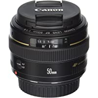 Canon EF 50mm F/1.4 USM Lens for SLR Cameras