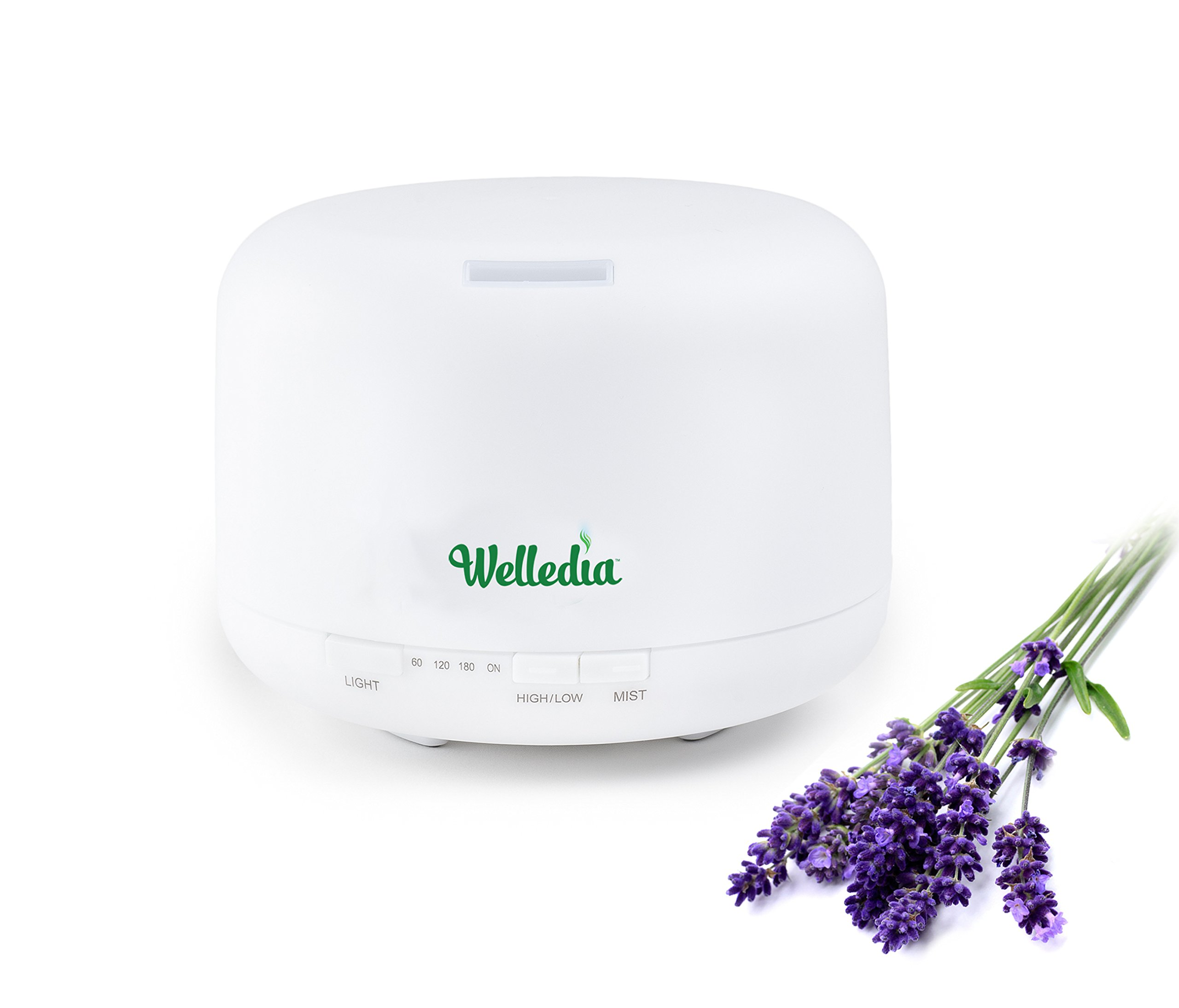 Welledia Breeze Ultrasonic Aroma Diffuser/humidifier