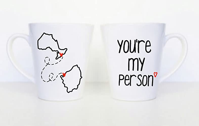 You're My Person Long Distance Mug