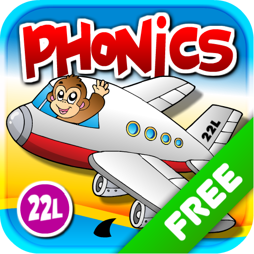 Phonics Island: ABCs First Phonics and Letter Sounds School Adventure vol 1 Kids Ready to Read - Fun Learning Reading Game with Animal Train for Preschool, Toddler & Kindergarten Explorers (Abby Monkey® education edition) by 2 2 learn Lite (Children Learning Apps compare prices)