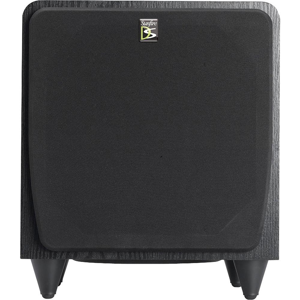Sunfire SDS12 Black Ash 12-inch 300-watt Powered Subwoofer