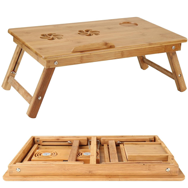 mesa, cama
