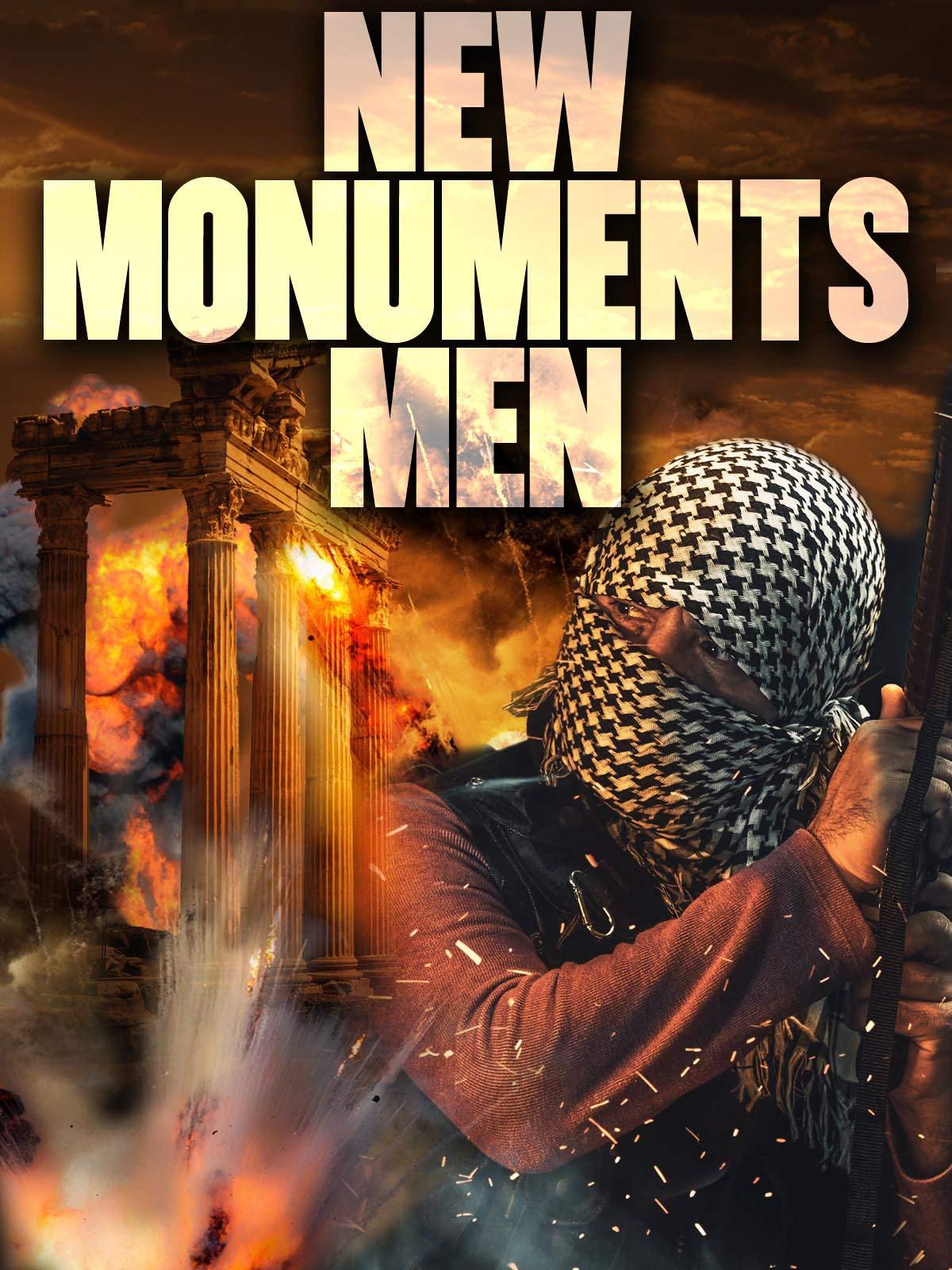 New Monuments Men on Amazon Prime Instant Video UK