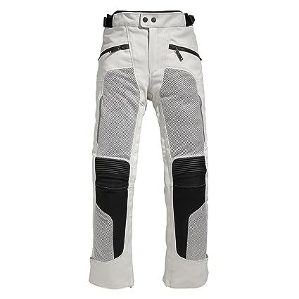 Rev it - Pantalon - TORNADO LADIES TROUSERS - Couleur : Silver - Taille : 40