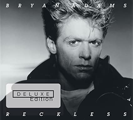 Bryan Adams – Reckless (30th Anniversary Deluxe Edition) (2 CD)