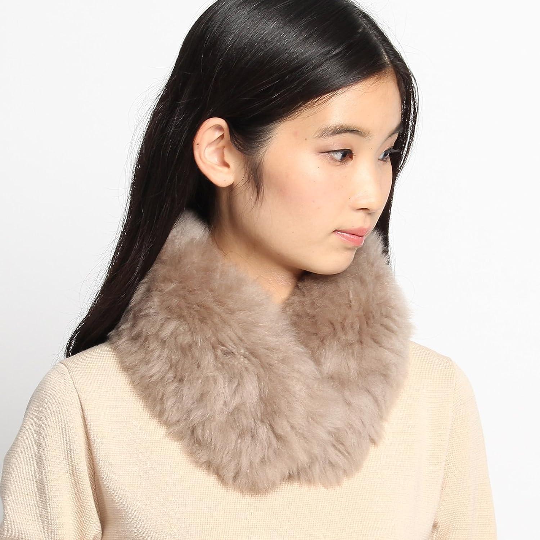 (アンタイトル)UNTITLED ラムファーティペット サンドベージュ(053) 00 : 服&ファッション小物通販 | Amazon.co.jp