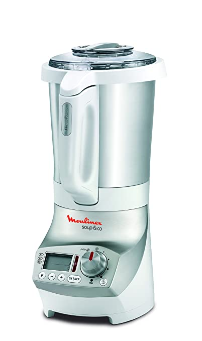 Moulinex soup amp co lm9001b1 blender chauffant - Thermomix ma cuisine 100 facons ...