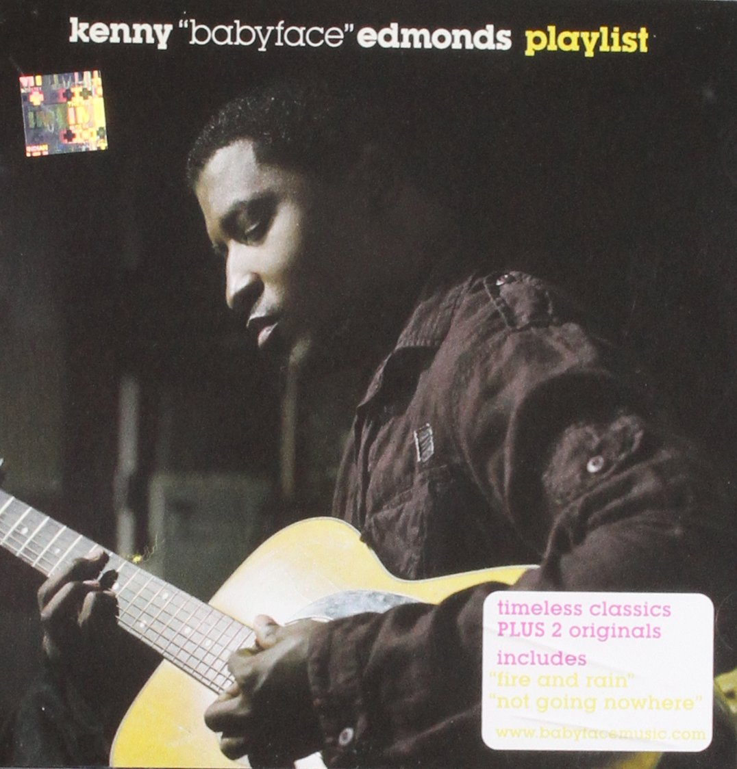 Kenny Babyface Edmonds Playlist