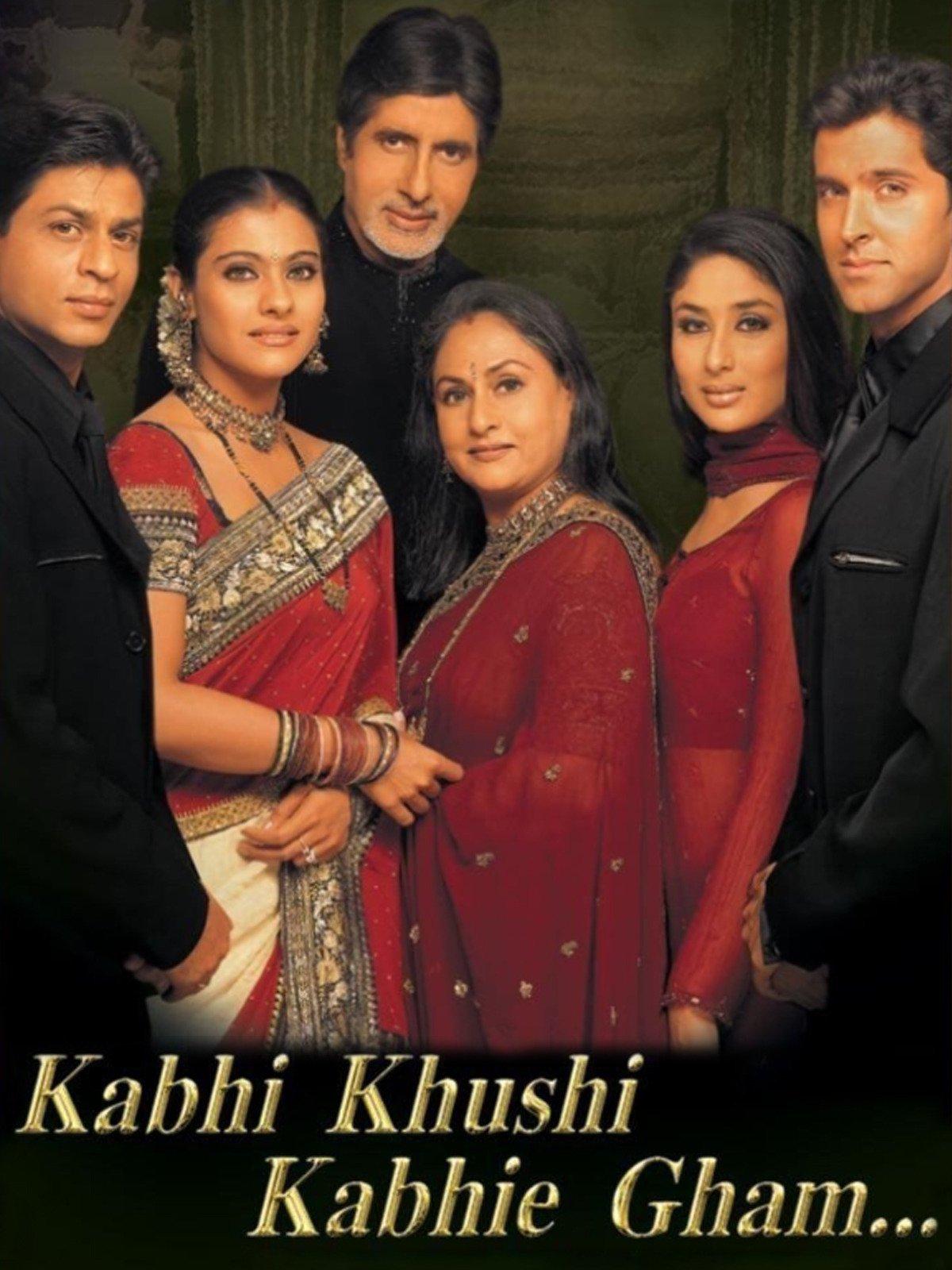 Kabhi Khushi Kabhie Gham on Amazon Prime Video UK